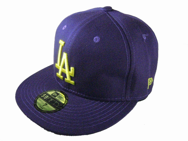 Los Angeles Dodgers MLB Fitted Hat LX10